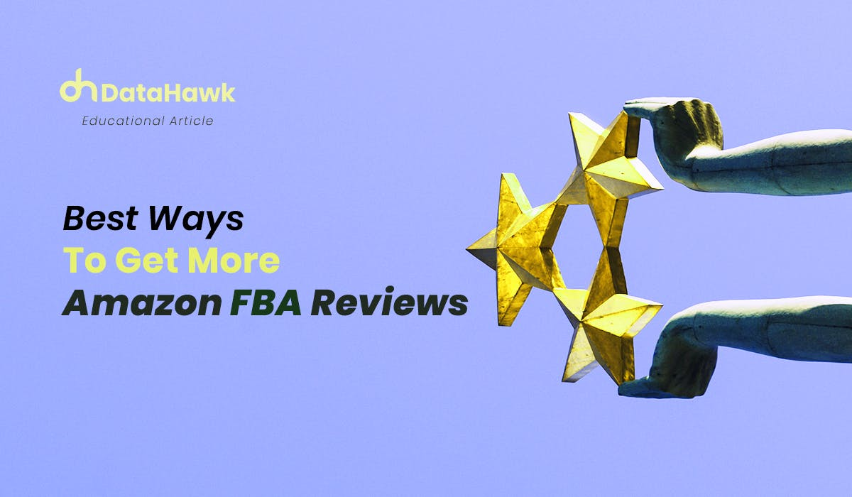 Amazon FBA reviews