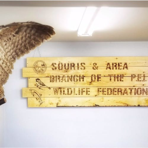 Souris & Area Branch of the PEI Wildlife Federation Office
