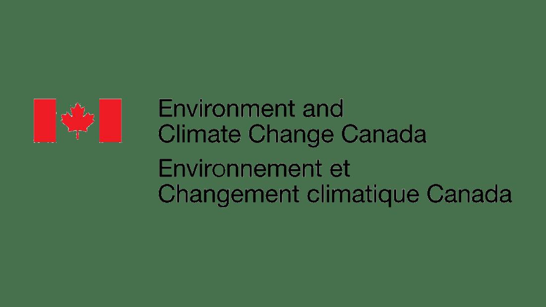 Logo d'Environnement et Changement climatique Canada