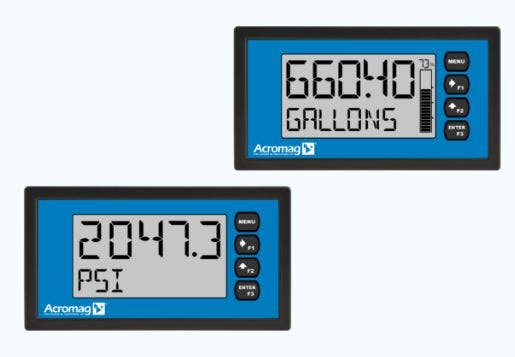 Acromag Press Release: New Loop-Powered Isolator/Alarm with Large LCD Display Streamlines Installation and is Certified Non-Incendive Intrinsically Safe