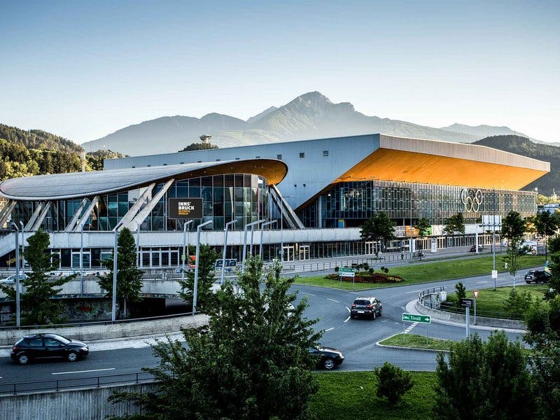 © Innsbruck Olympia World