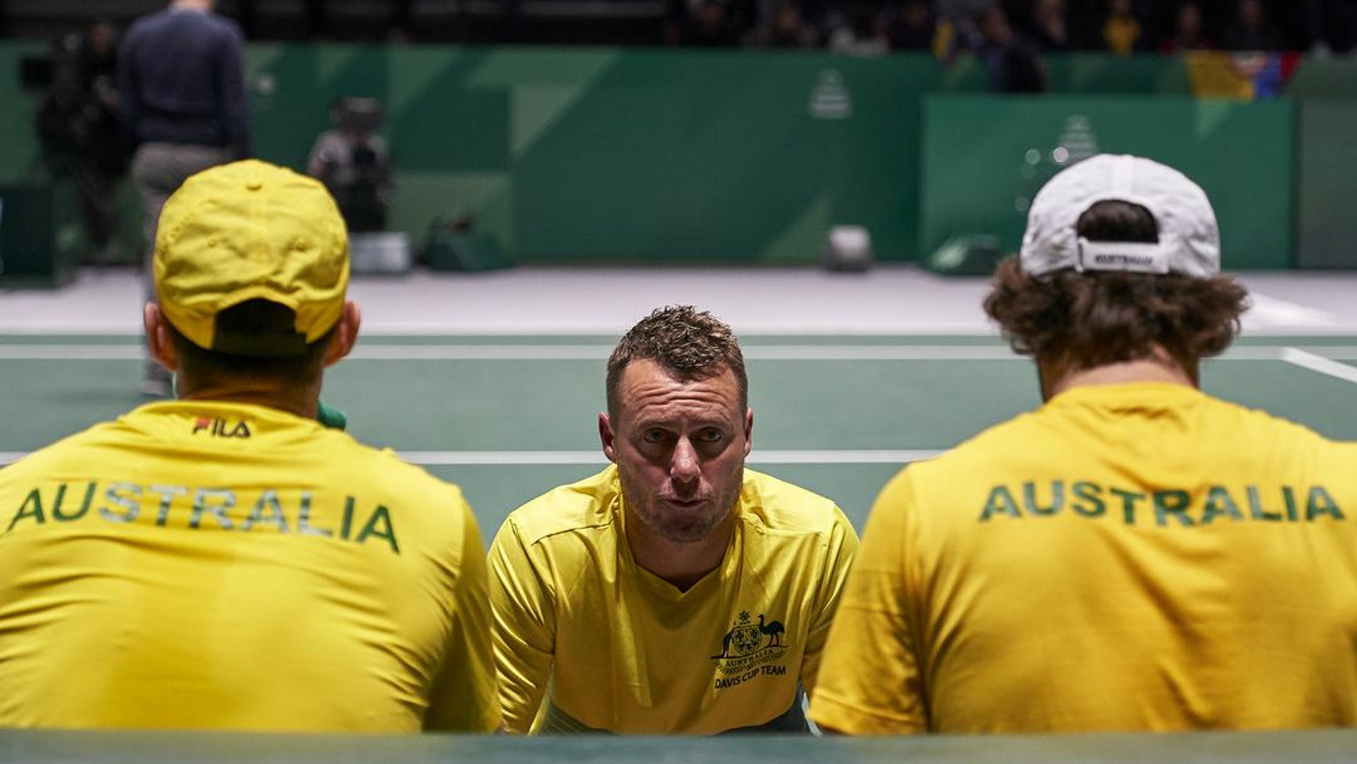 © Davis Cup Finals