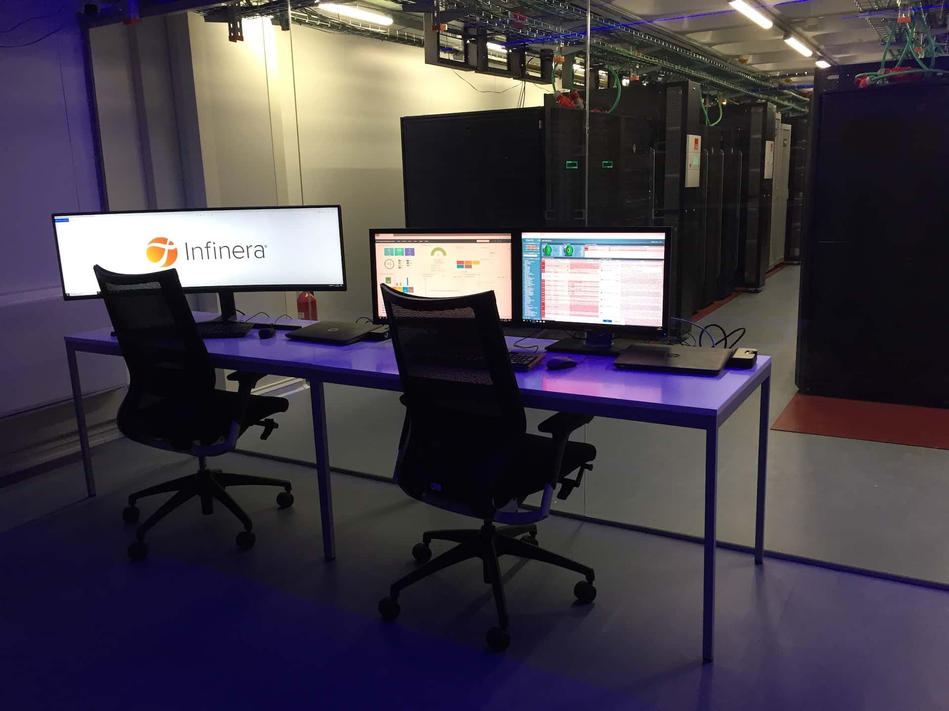 Data Center Infinera