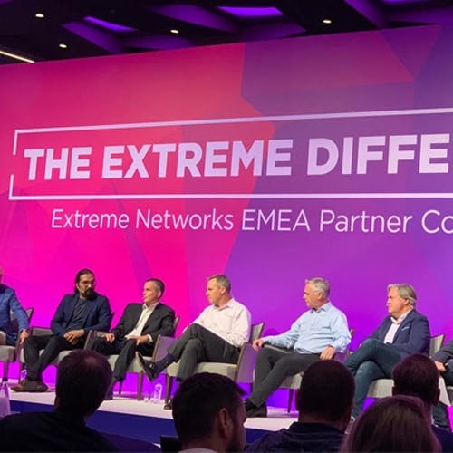 EXTREME NETWORKS EMEA PARTNER CONFERENCE