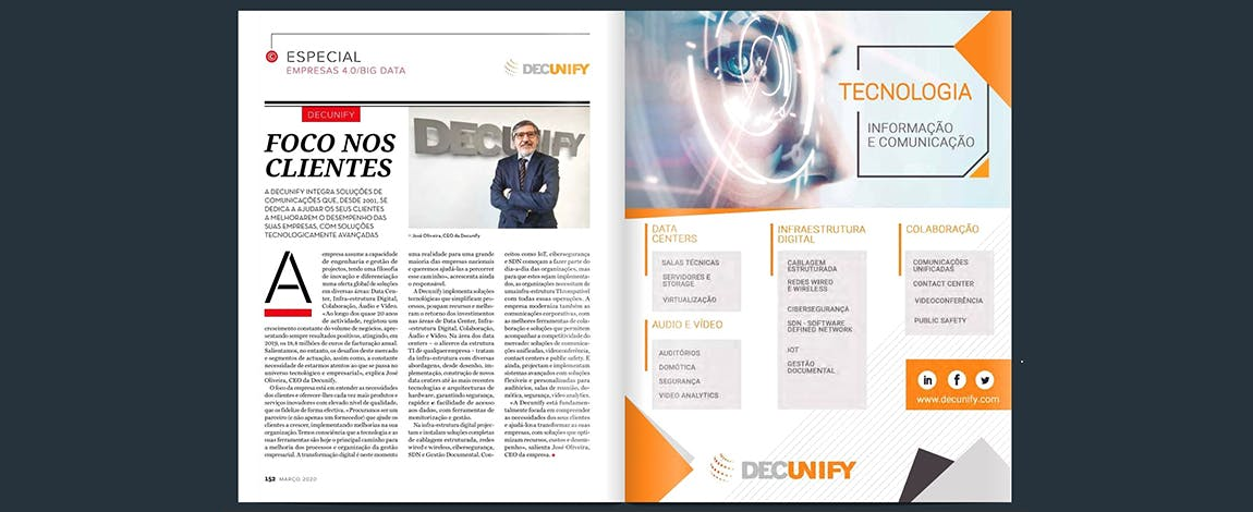 Decunify na Executive Digest