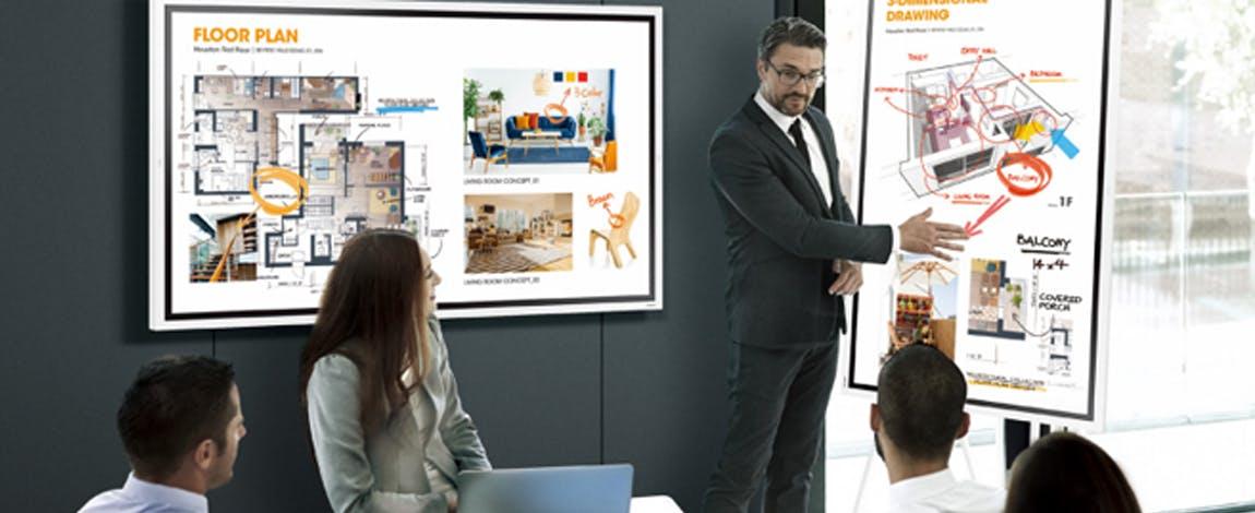FERRAMENTAS DE COLABORAÇÃO na Decunify: Samsung Flip 2