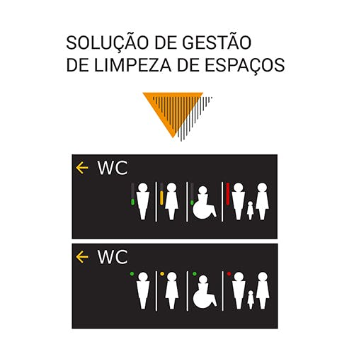 SOLUÇÃO DE GESTÃO DE LIMPEZA DE ESPAÇOS