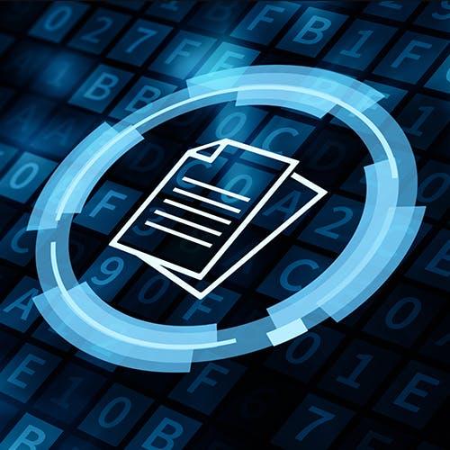 gestão documental e processos