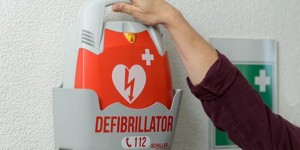 defibrillatore a rate