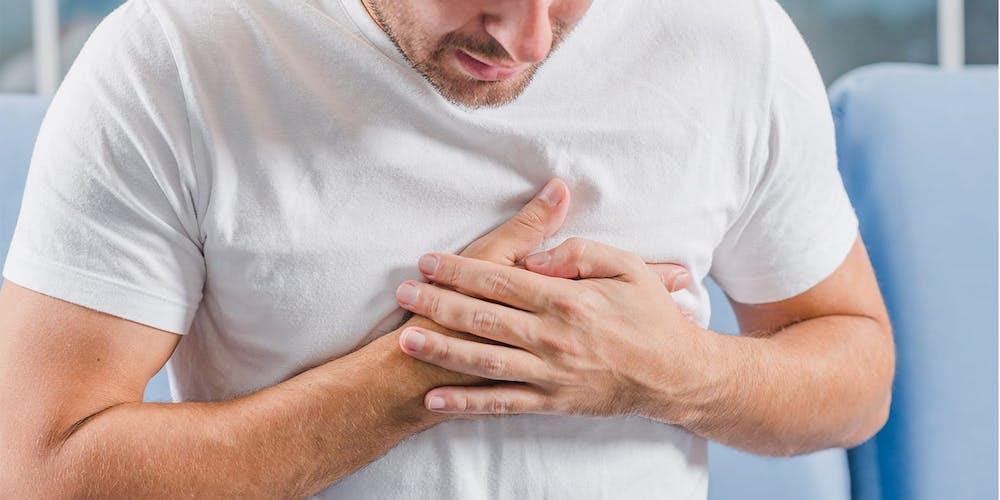 arresto cardiaco o infarto