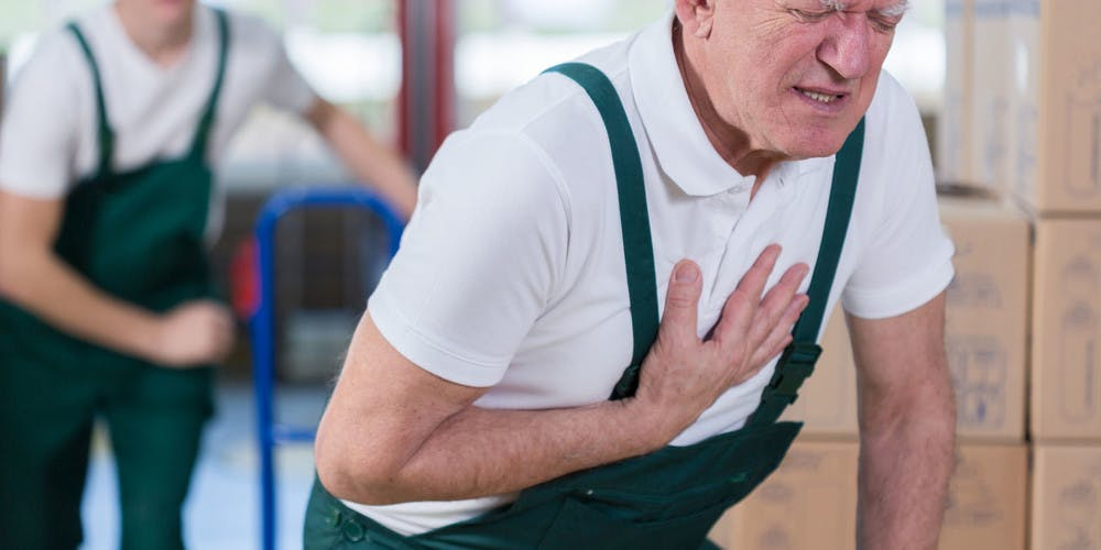 Defibrillatore in azienda