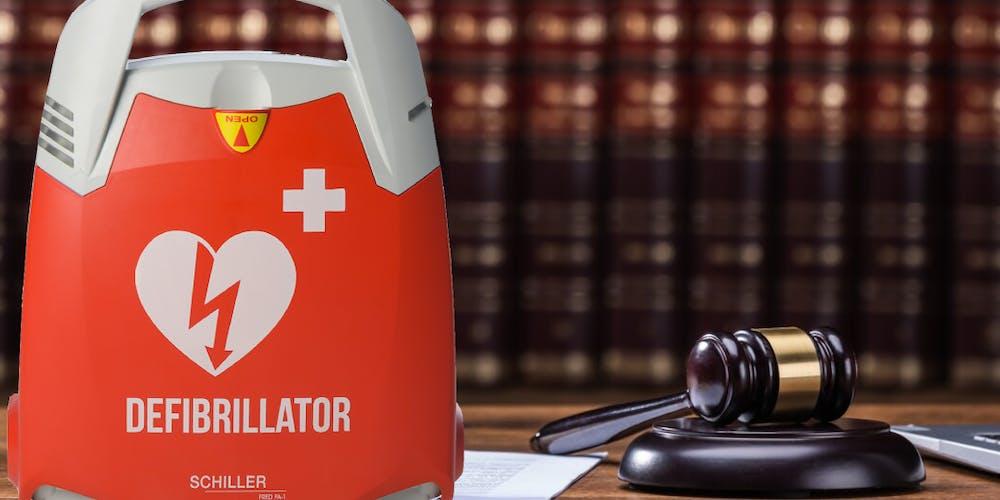 legge defibrillatori
