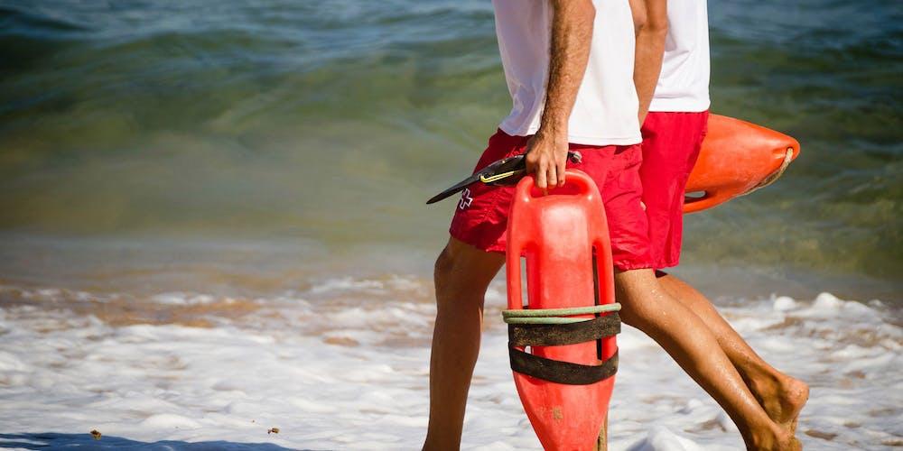defibrillatore spiaggia