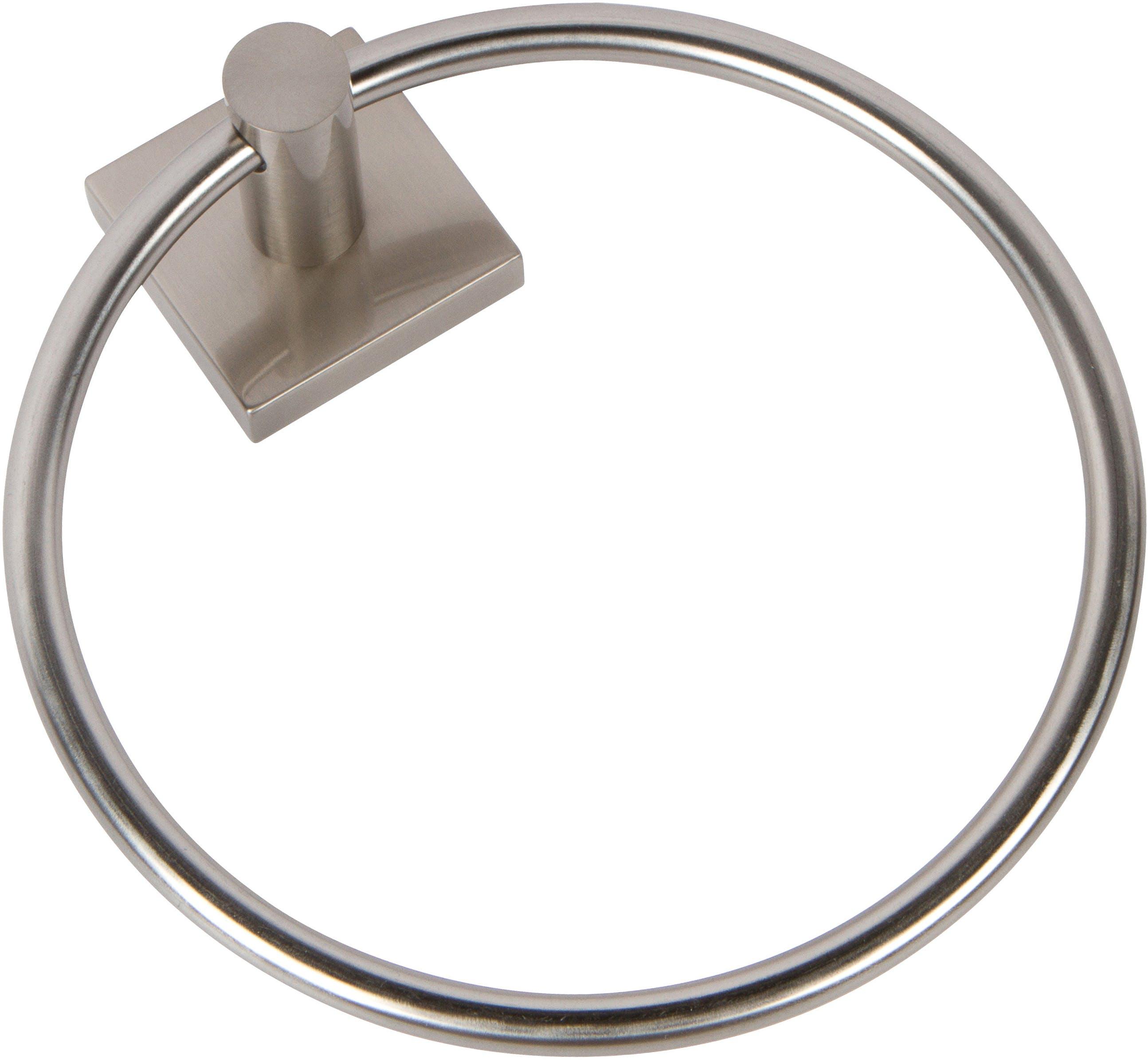 1100 Series Delaney Hardware 510504 towel-rings Black
