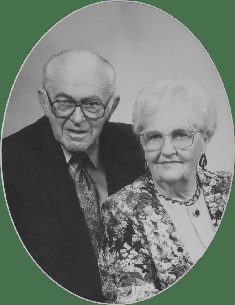 Dick and Elaine O'Bryan