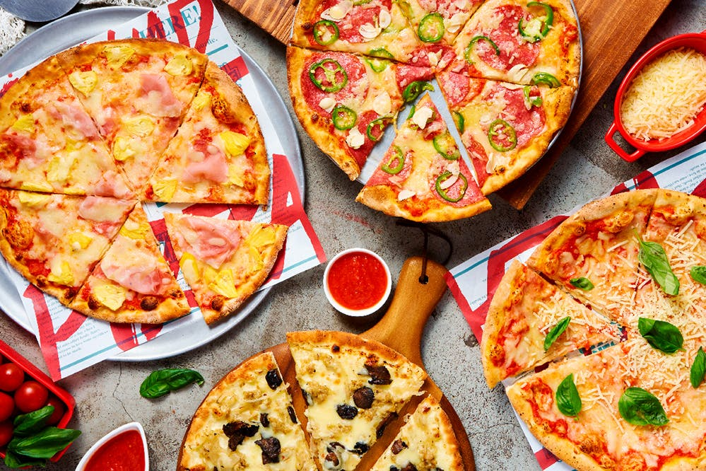 Alt Pizza - Deliveroo