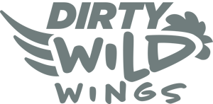 Dirty Wild Wings Logo