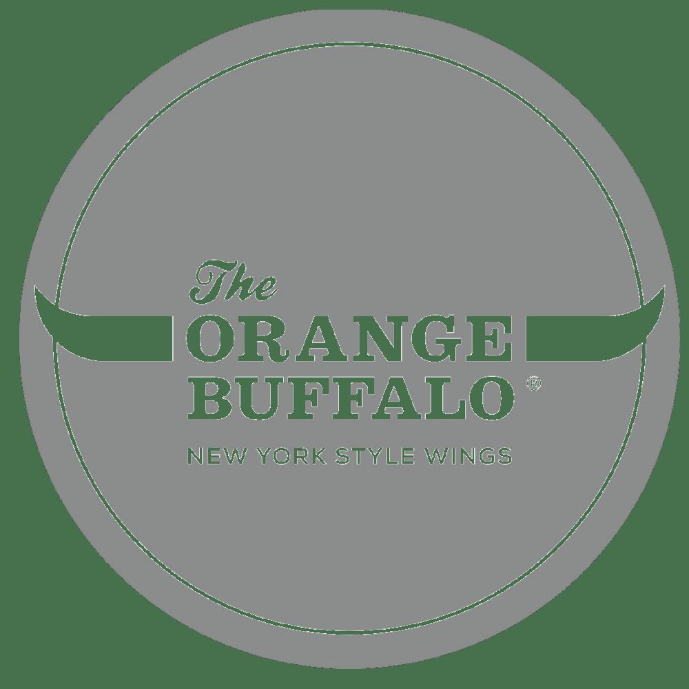 Orange Buffalo Logo