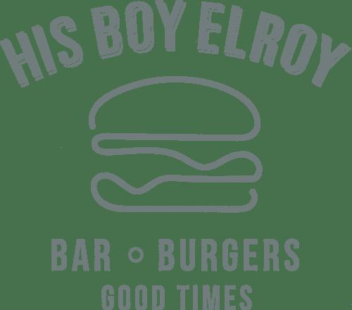 His Boy Elroy Logo