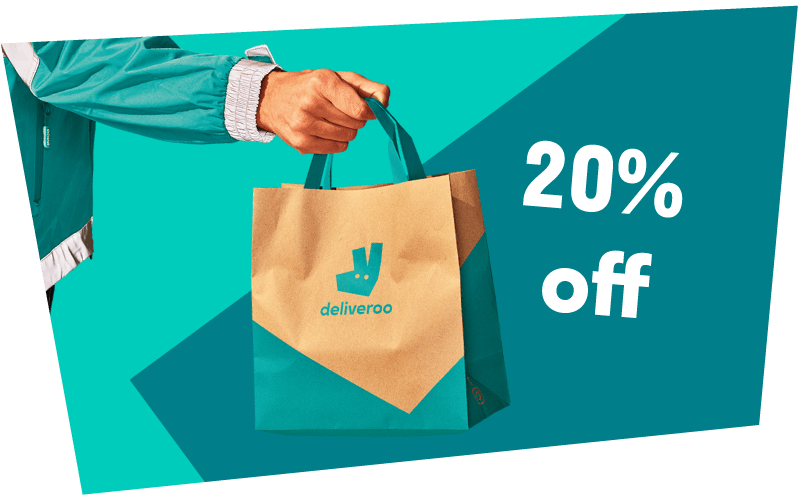 Your restaurant in Deliveroo marketing