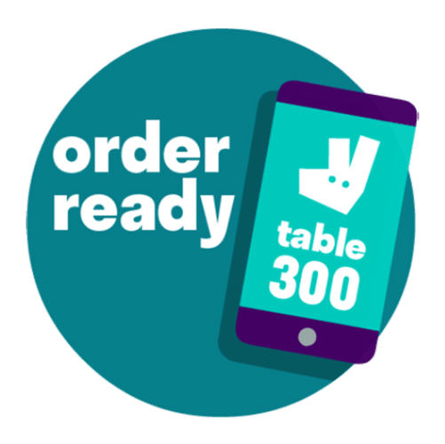 Contactless dining experience