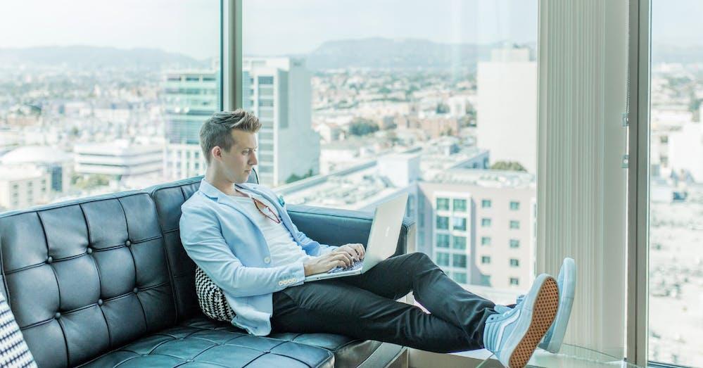9 av 10 svenskar vill kunna jobba på distans - ny rapport från Wise IT