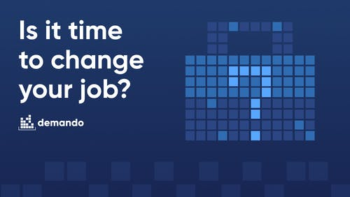Is it time to change your job?
