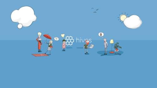 Veckans startup - Hives, verktyget för att motivera, inkludera och inspirera sina medarbetare.
