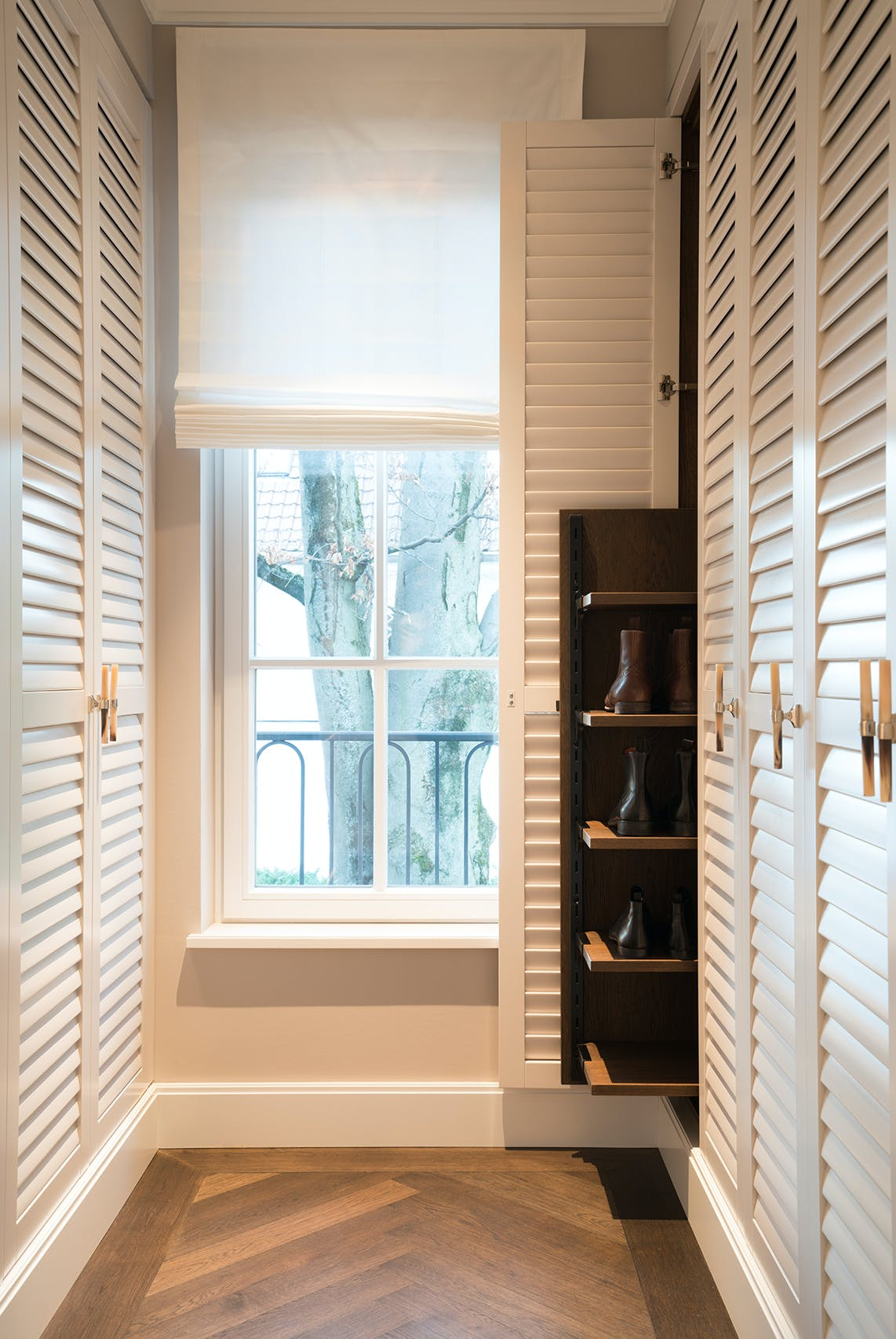 Wohnungseinrichtung und Küchen für Villa in Bogenhausen