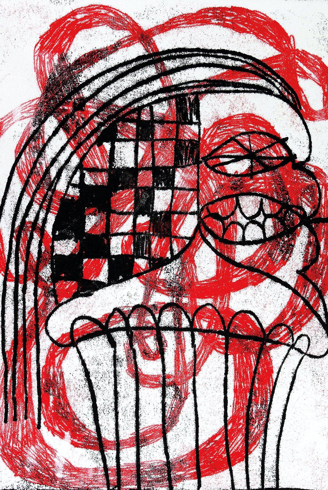 Meisterstücke und Kunst auf Papier