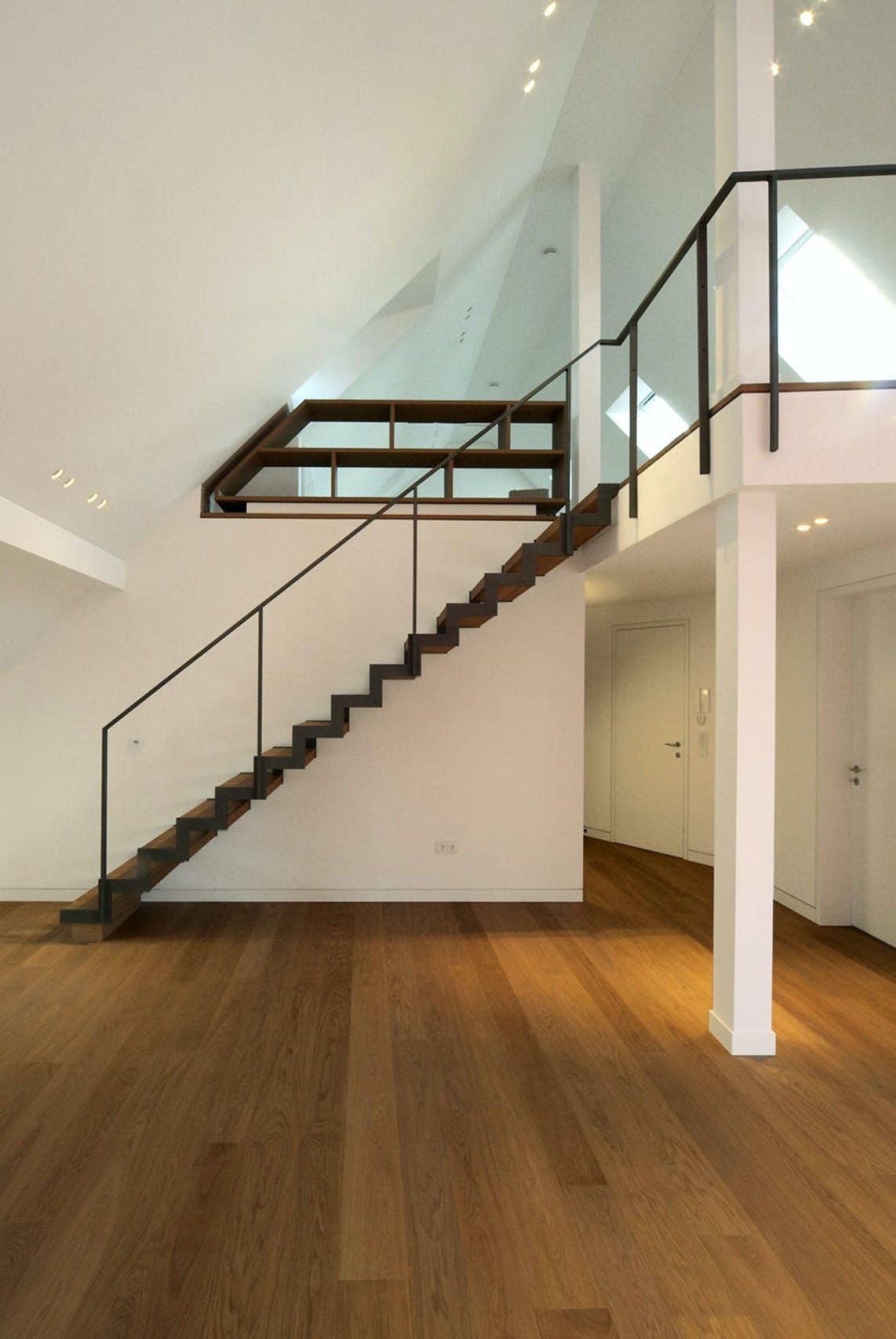 Wohnungseinrichtung und Küchen für Wohnung Viktualienmarkt