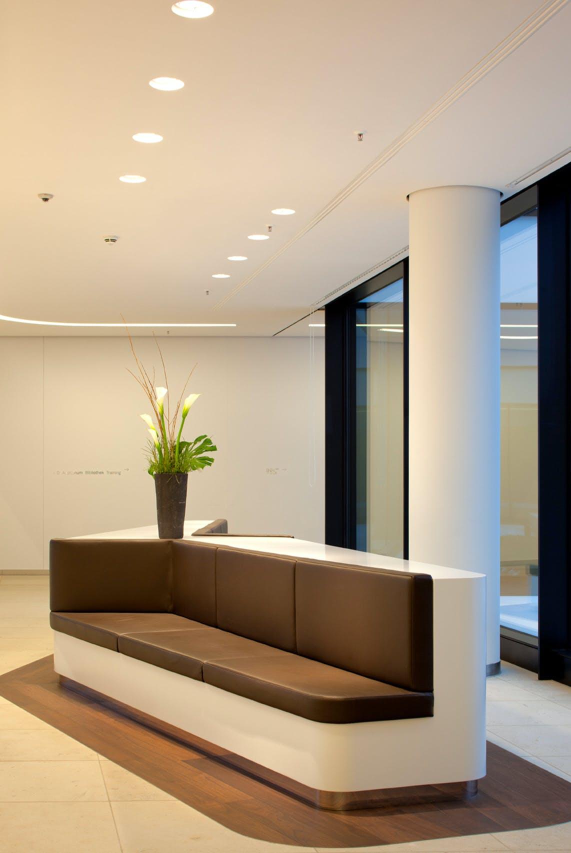 Firmeneinrichtung für ICADE New Office Munich