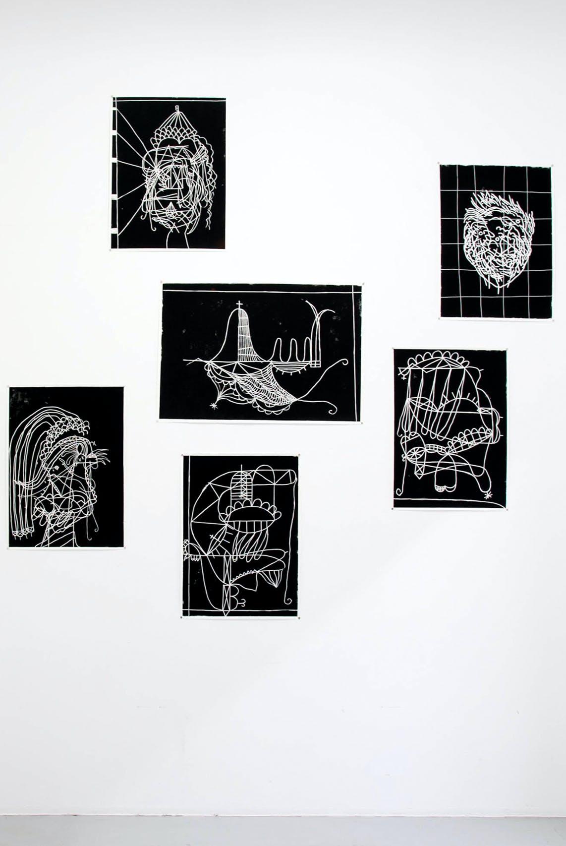 Meisterstücke und Kunst für Artothek Alexi Tsioris