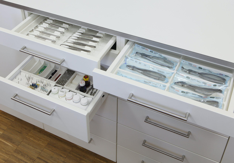 Praxiseinrichtung für Zahnarztpraxis