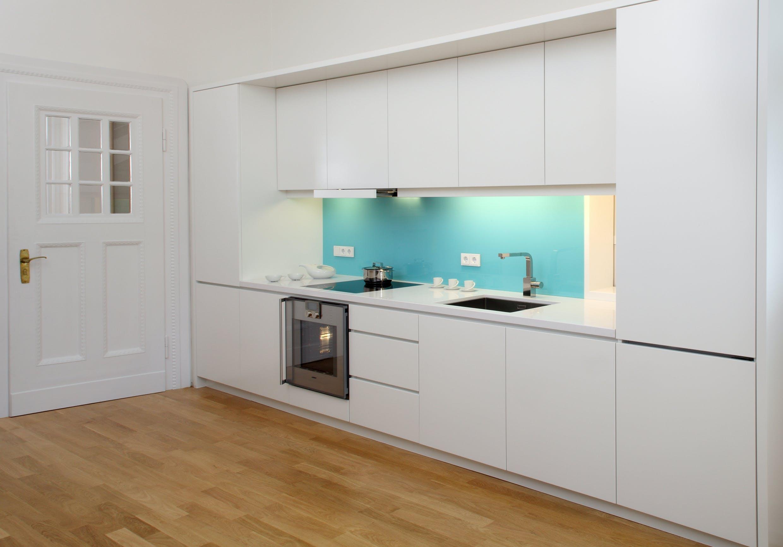 Wohnungseinrichtung und Küchen für Wohnung im Lehel