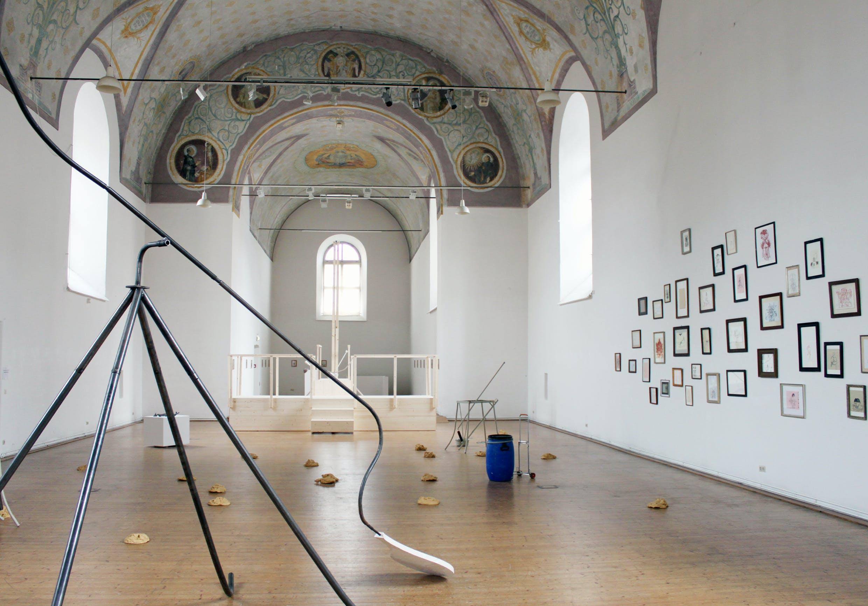 Meisterstücke und Kunst für Kirche Alexi Tsioris