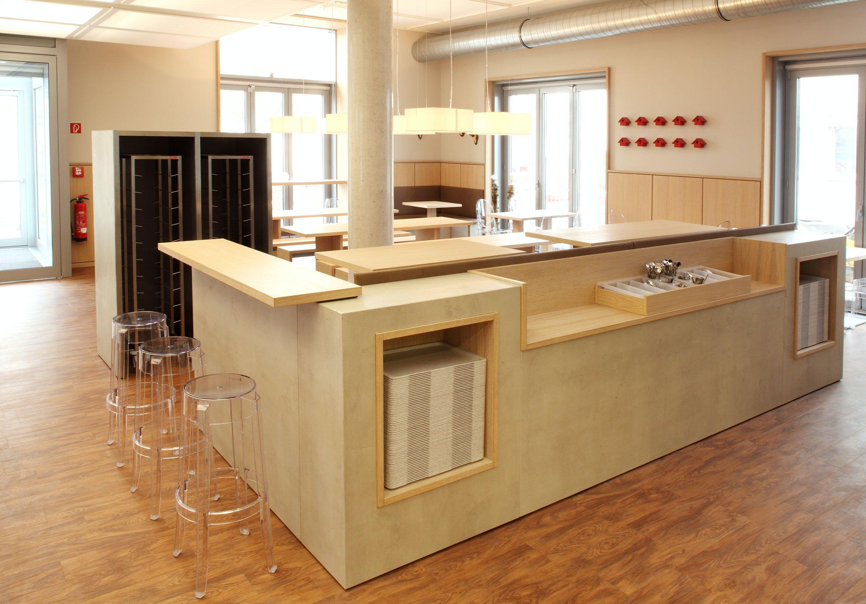 Hotel-/ Gastronomieeinrichtung für Bistro Technische Hochschule Deggendorf