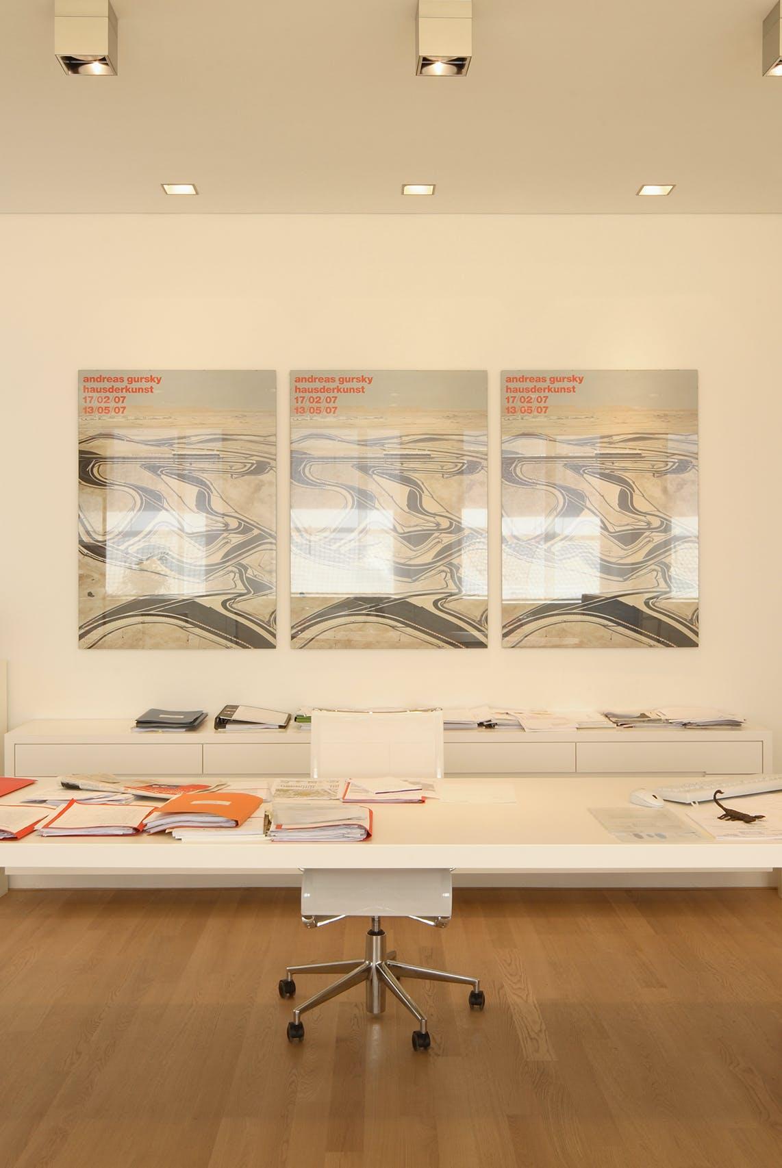 Firmeneinrichtung für Gewofag München
