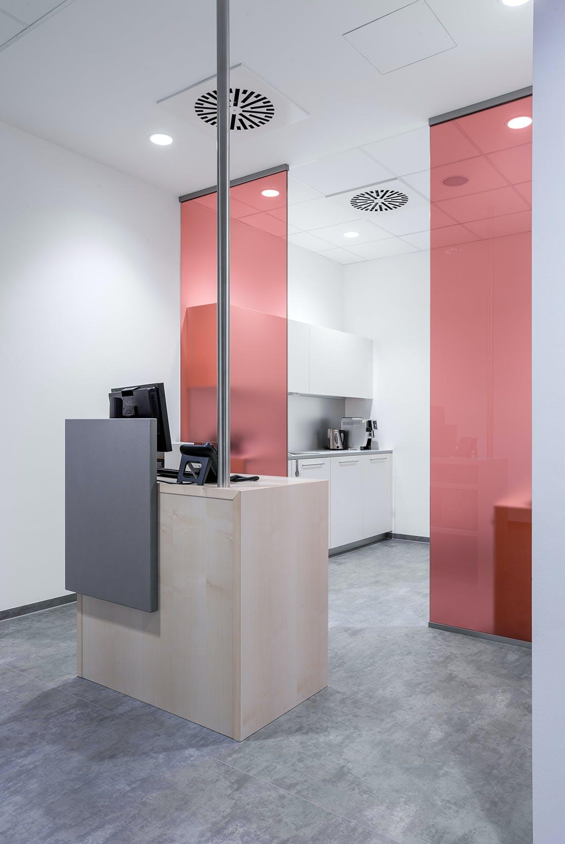 Praxiseinrichtung für Radiologische Facharztpraxis und Mammographie-Zentrum