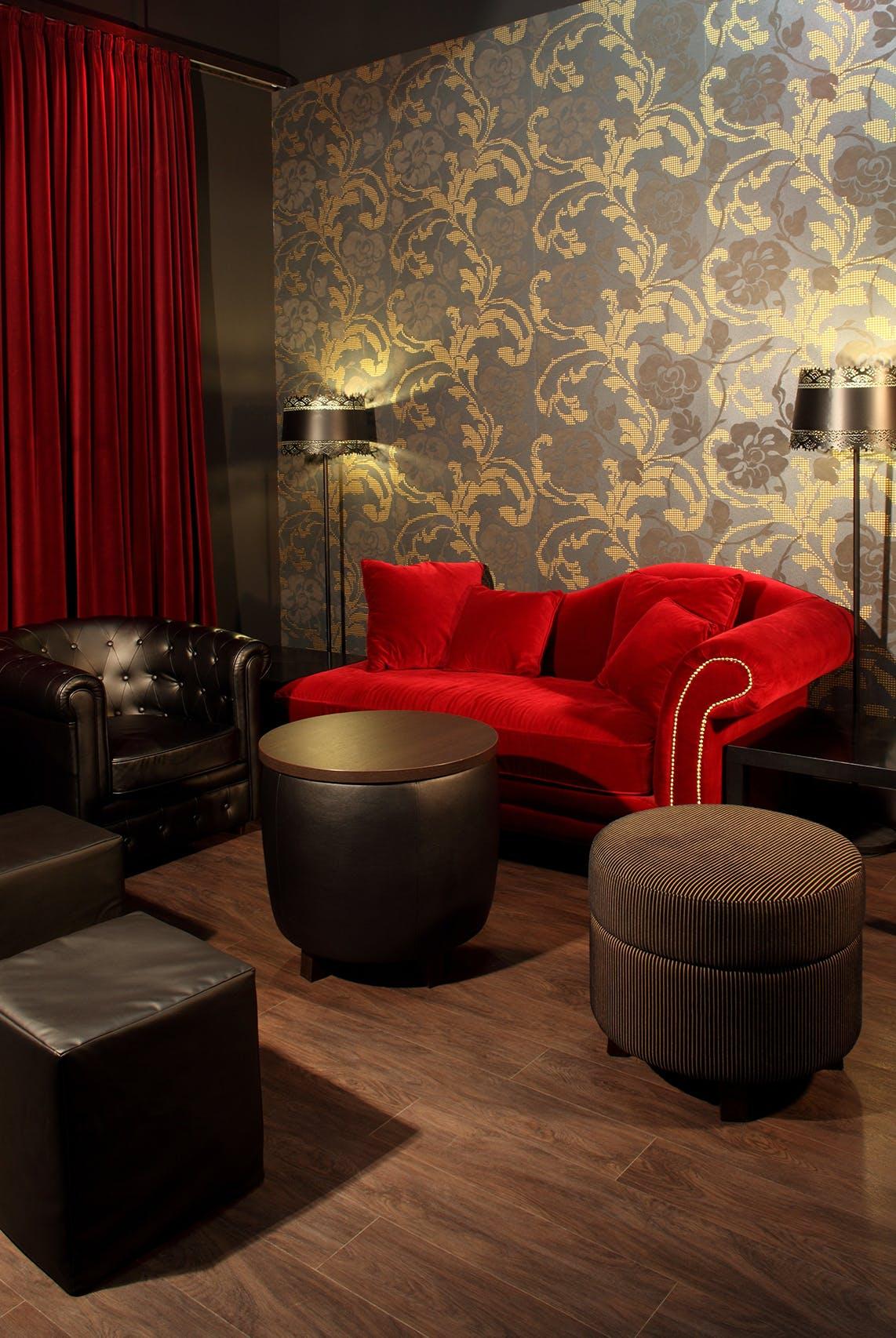 Hotel-/ Gastronomieeinrichtung für Glashaus, Bar
