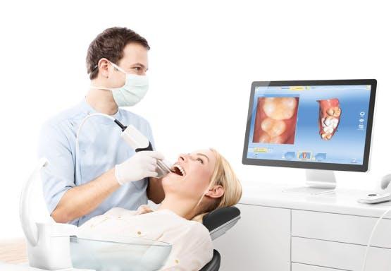 Scaner intraoral DentoArt Galati