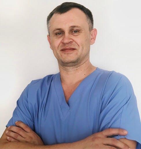 Medic stomatolog Tugui Radu