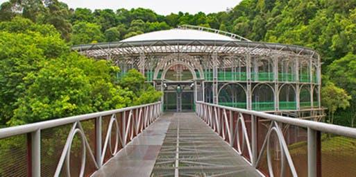 Foz do Iguaçu para Curitiba
