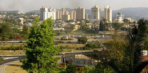 São Paulo para Jundiaí