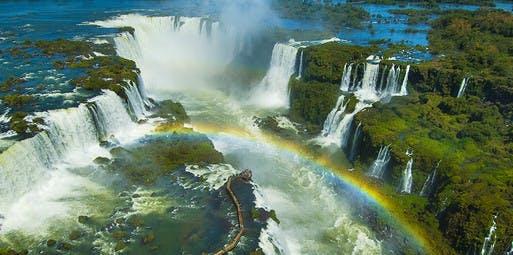 Curitiba para Foz do Iguaçu