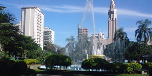 São Paulo para Presidente Prudente
