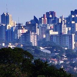 Florianópolis para Londrina