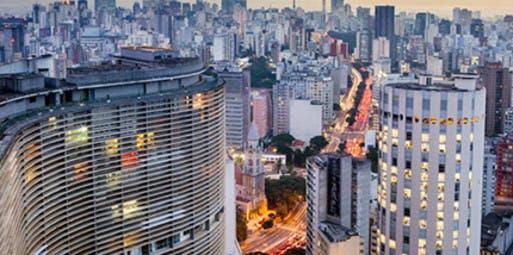Florianópolis para São Paulo