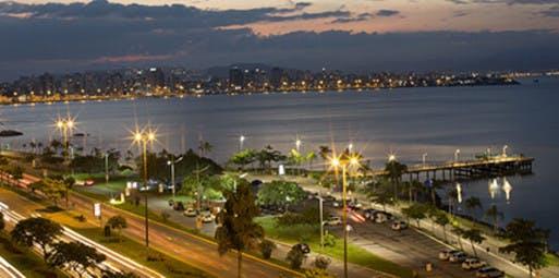 Caxias do Sul para Florianópolis