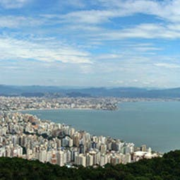Maringá para Florianópolis